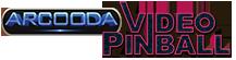 Arcooda Pinball Logo